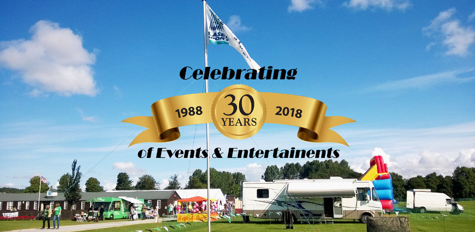 30 years of LMS Events and Entertainments