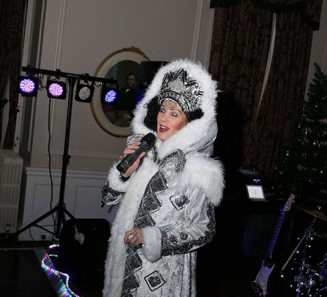 Crathorne Hall Christmas party night