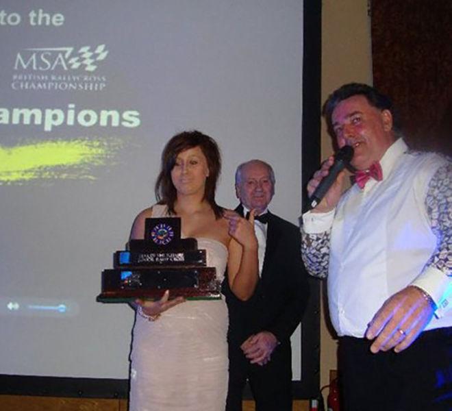 Awards night compare in Coventry