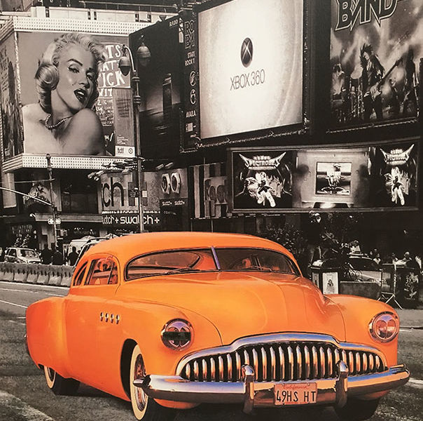 American-Car-Canvas