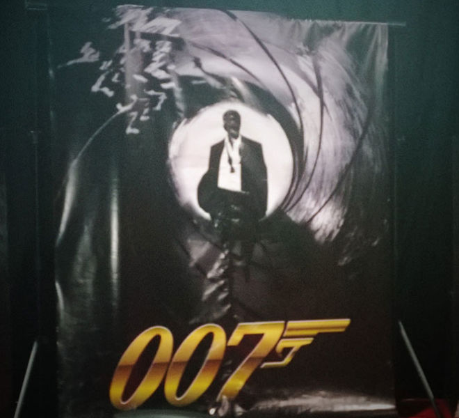 The names Bond