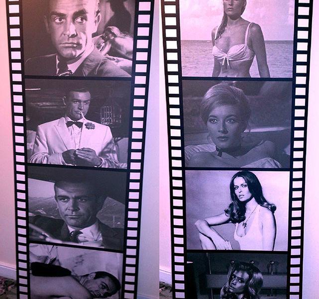 Bond-Film-Strips