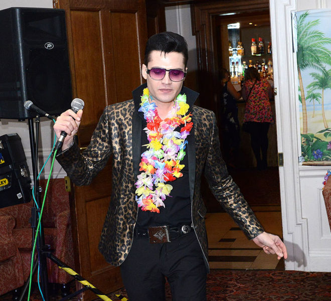 Elvis-Lookalike