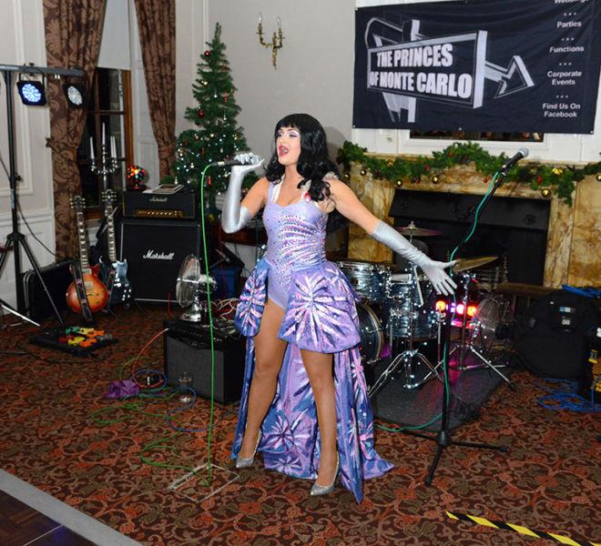 Crathorne Hall Christmas Party