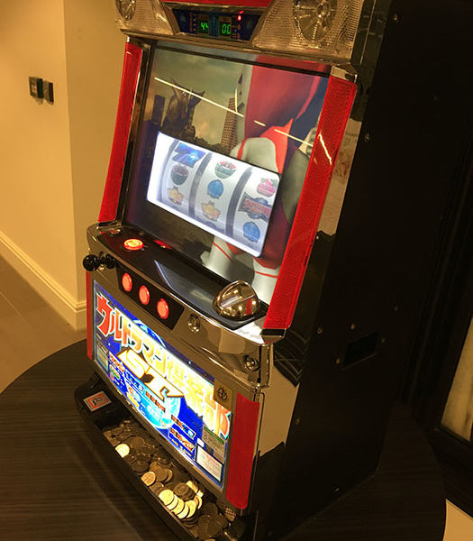 Table top slot machine hire in yorkshire