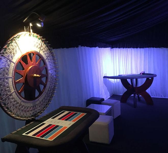 Casino games hire in Solihul Birmingham