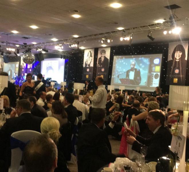 Charity Ball at the Double Tree Hilton Milton Keynes
