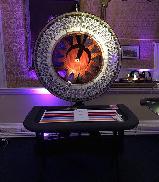 Casino games hire in Newcastle