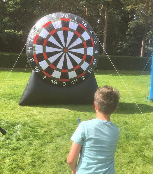 Family fun day darts