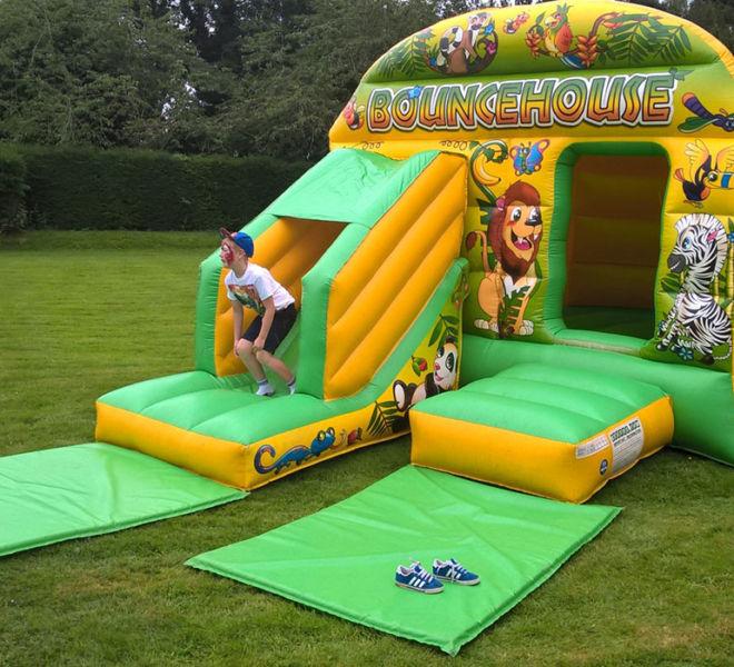 Bouncehouse-bouncy-castle