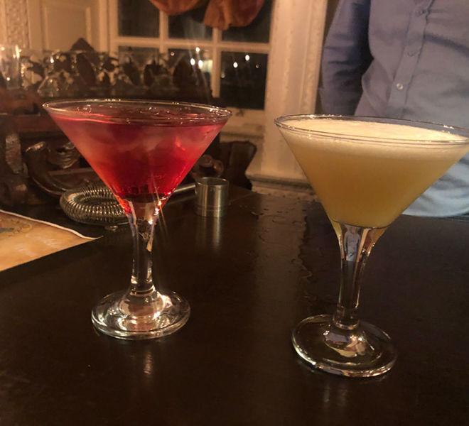Durham cocktail mixing