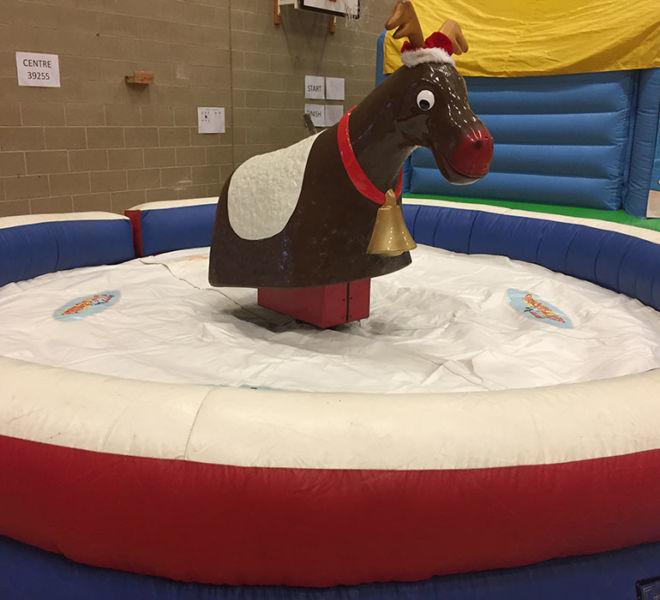 Christmas theme inflatables