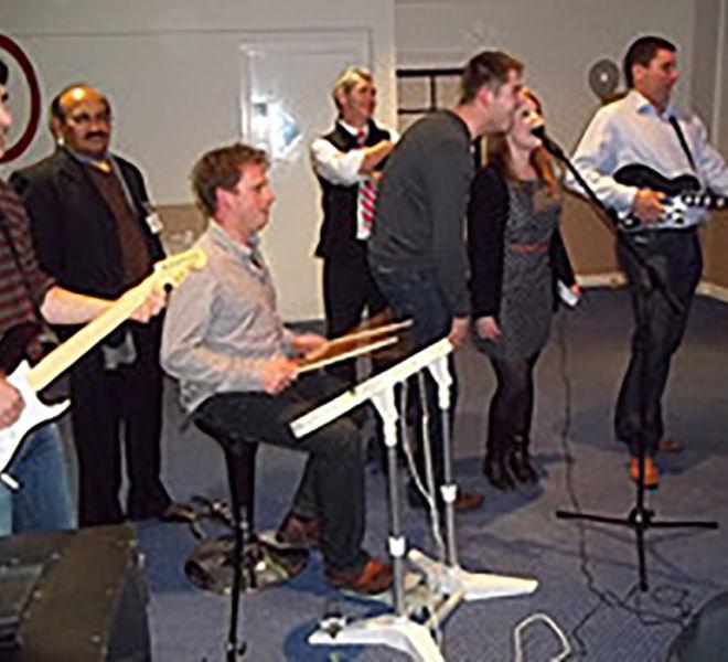Rock-Band-Hire