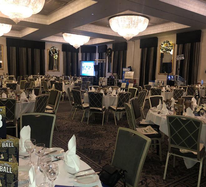 Hardwick Hall Charity Ball