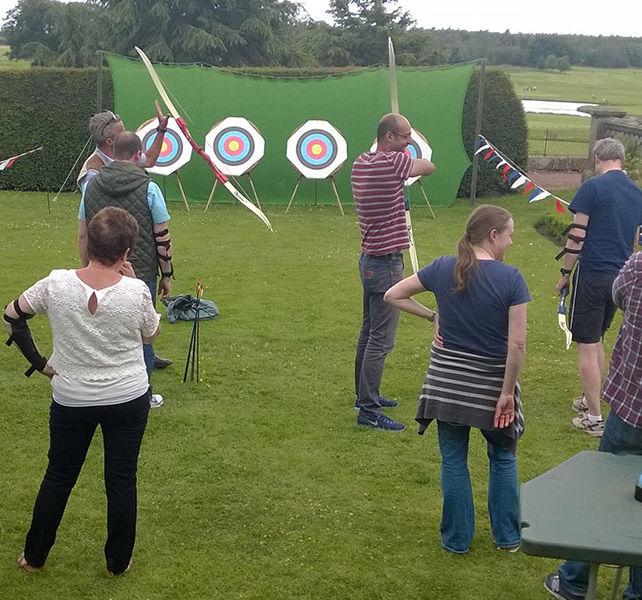 Maften Hall Archery