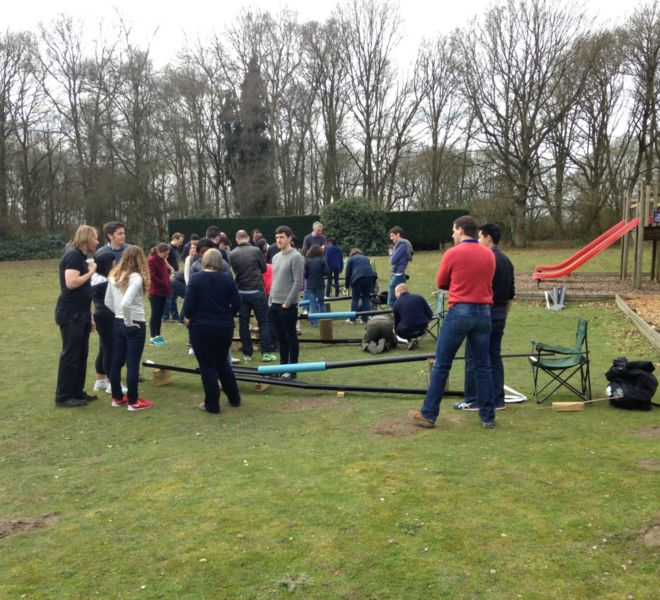 rollerball-Team-building-activity