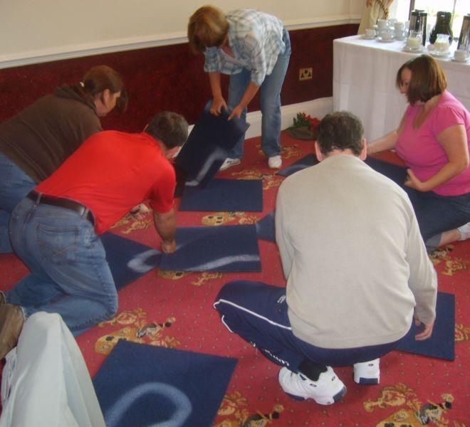 Team building event-Harrogate