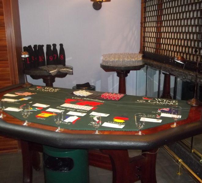 Carden park cheshire casino table hire