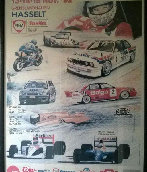 Grensland Racing Show Hasselt Belgium